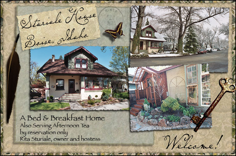 bed and breakfast home in Boise, Idaho